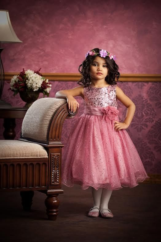 960ccef6c Girl Sequin Party Dress For Special Occasions | Flower Girl Dresses ...