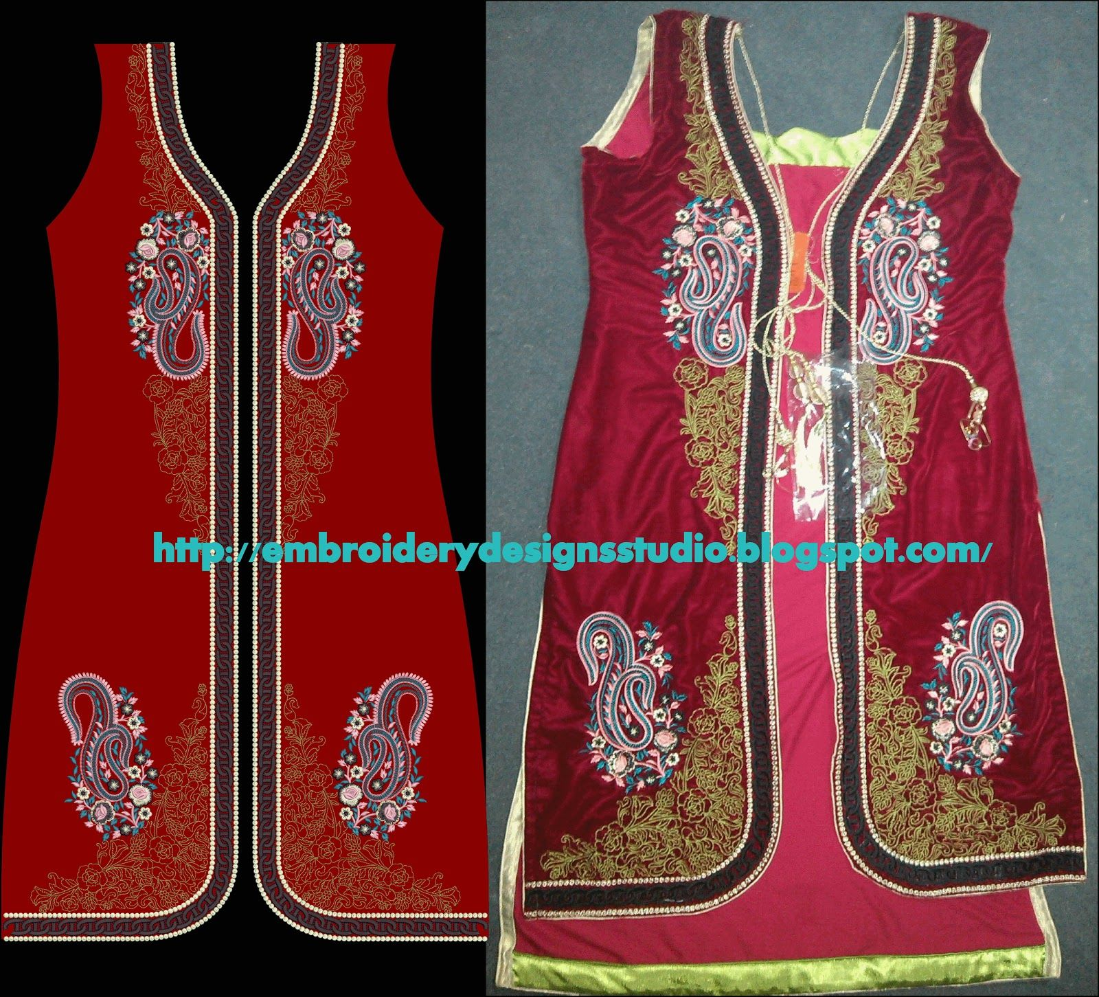 pearl embroidery designs for suits - Google Search | oll