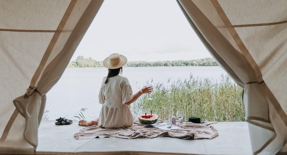 The Ultimate Glamping Business StartUp Guide Glamping