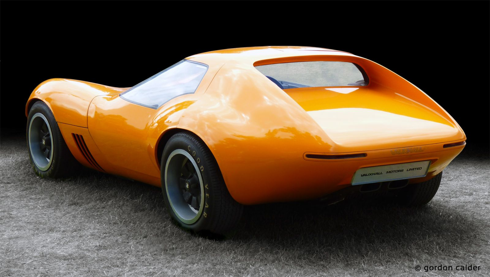 Rare Orange 1960 S British Sports Cars With Images Concept Cars