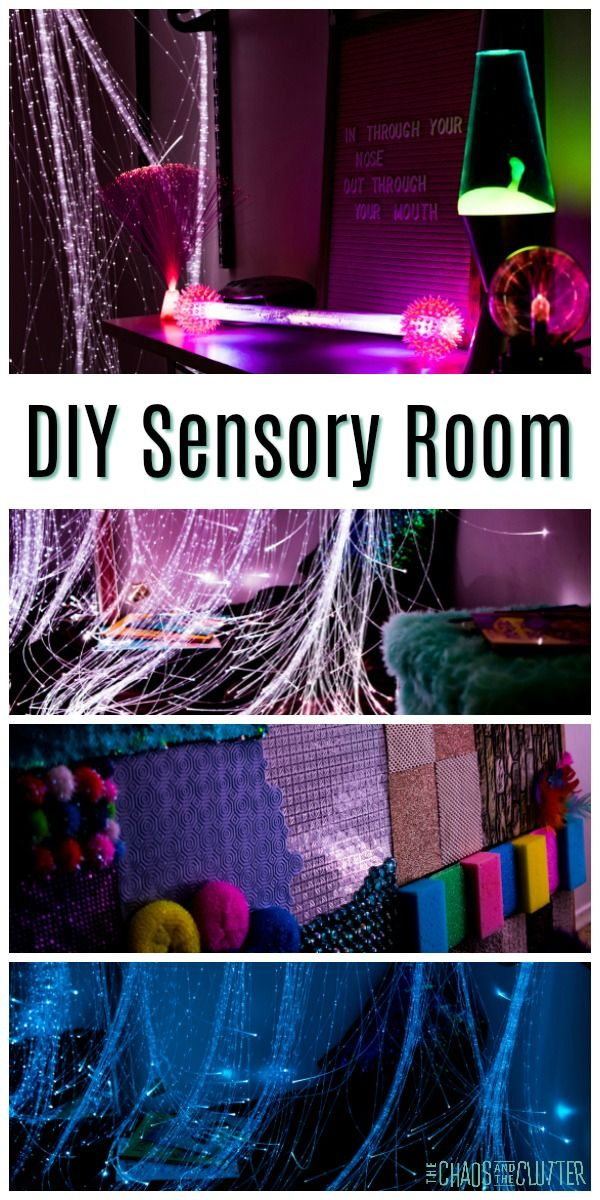Sensory Integration Room Design: Create A Sensory Room On Any Budget In Any Space