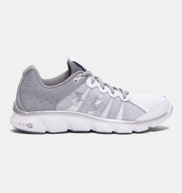 size 40 b2ca2 b7cdf Shop Under Armour for Women s UA Micro G® Assert 6 Running Shoes in our  Womens Sneakers department. Free shipping is available in US.