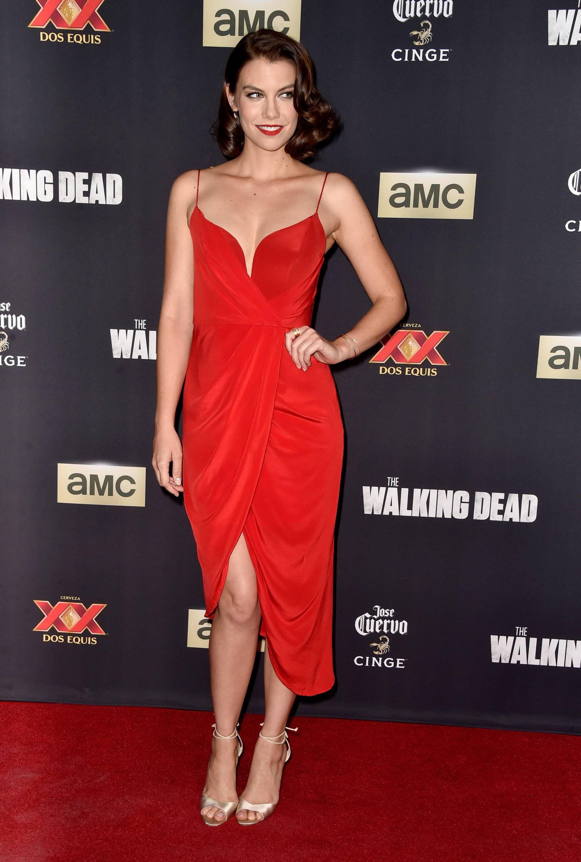 Lauren Cohan Dresses