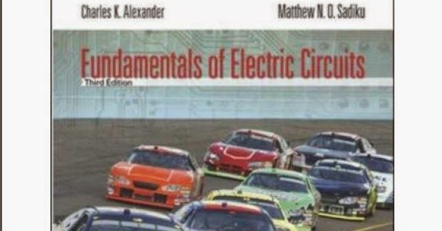 Engineering & technology: fundamentals of electric circuits by.
