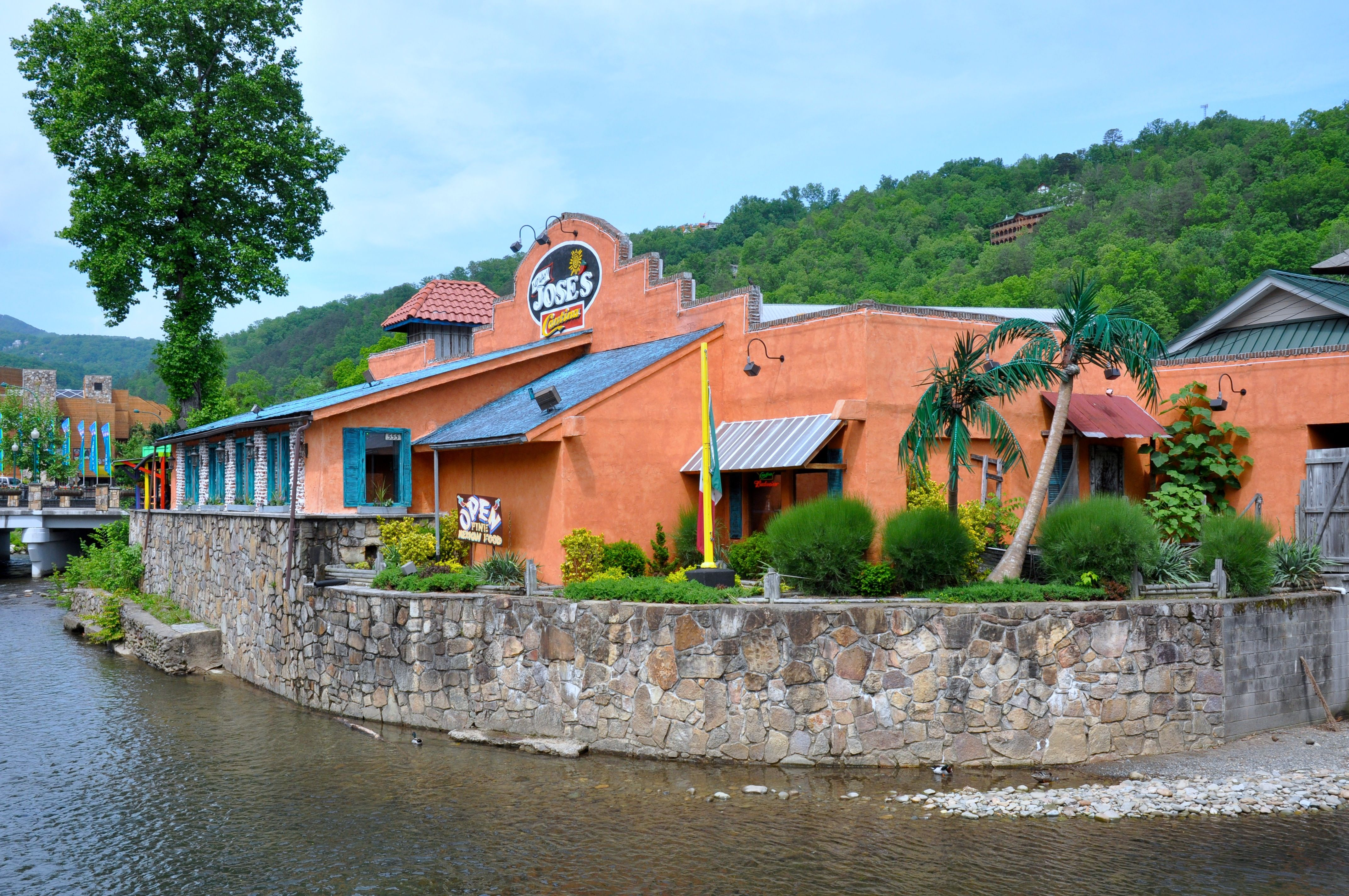 No Way Jose's Mexican Cantina - The food, the location and the atmosphere are just perfect!