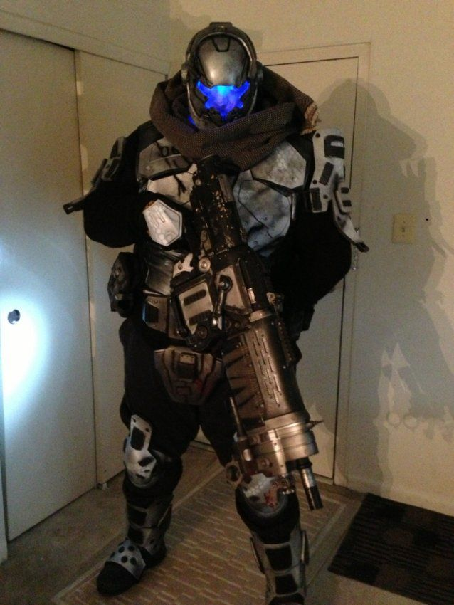 This Titanfall Cosplay is Awesome Beyond Words | Titanfall ...