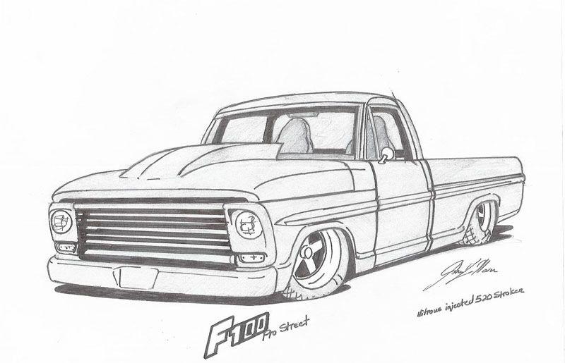 truck drawings 002a jpg  800 u00d7515