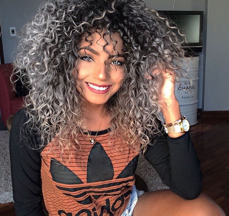 Pinterest Bellaxlopes Really Curly Hair Curly Hair Styles Colored Curly Hair