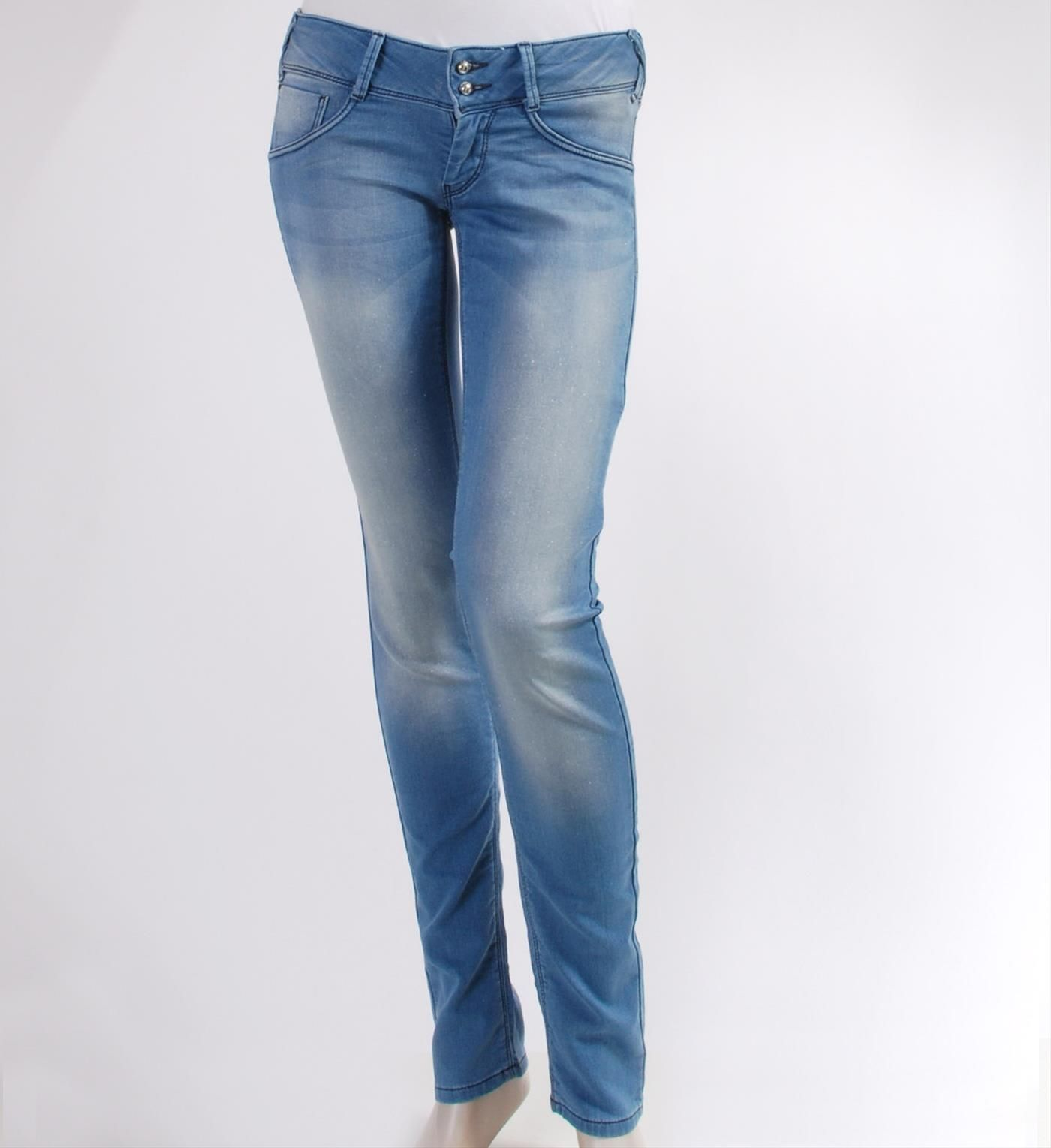 Met in jeans angel skinny