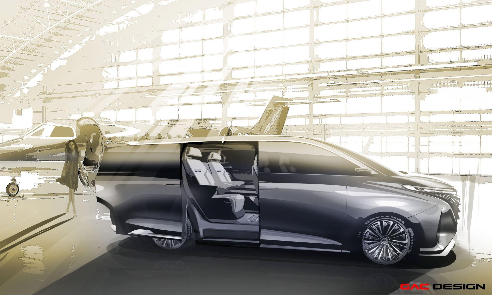 new car gac i lounge concept car design news board cars rh pinterest com
