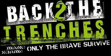 Back2thetrenches - Adventure Run- Back2TheTrenches is a fun enjoyable obstacle mud run. Set in our private 250 acre Estate with natural hills, lakes, fields and woodlands you and your friends or collegues will be challenged to push yourself to the limts!  This is a self challenging run or race, you choose, that will cover you in mud  muck from head to toe! This fantastic mud run is a combination of both natural and man-made obstacles.
