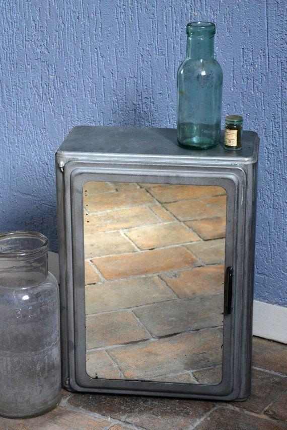 cabinet metal vintage undue cabinet retro by legrenierdalphonse rh pinterest com