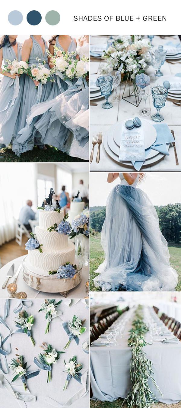 8 Best Spring/Summer Wedding Color Ideas for 2020 Summer