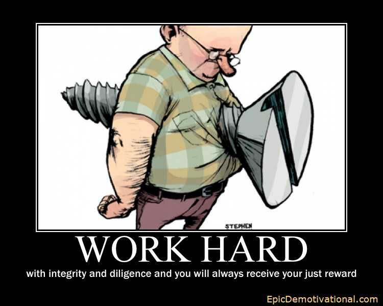 Workplace Motivational Posters Funny