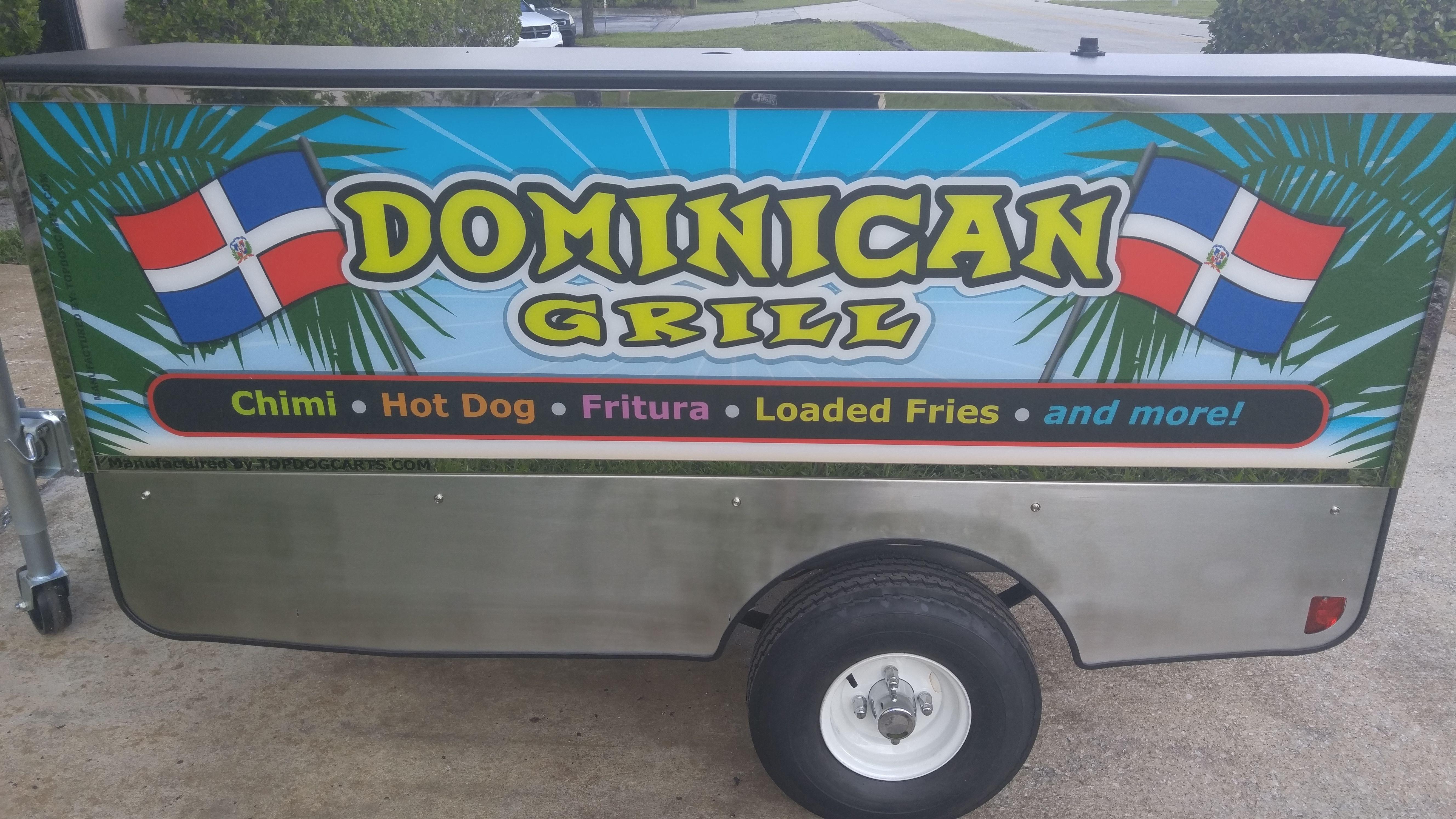 Hot dog cart by hot dog cart custom bbq