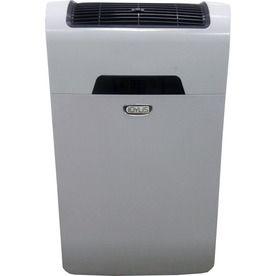 Idylis 10 000 Btu 300 Sq Ft 115 Volt Portable Air Conditioner Portable Air Conditioner Air Conditioner Lowes Home Improvements