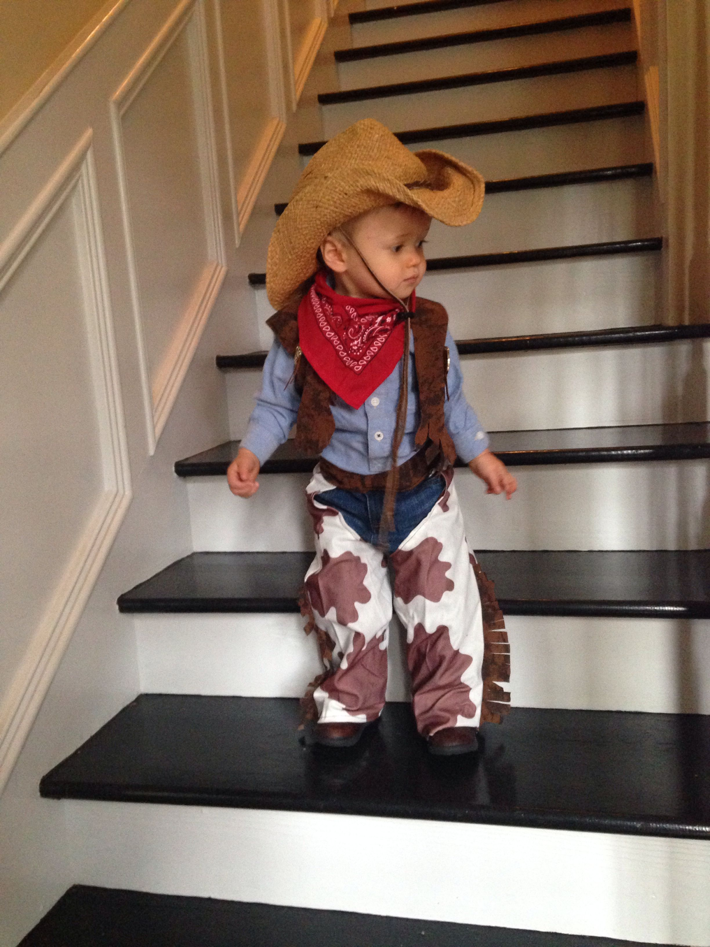 Toddler cowboy costume : pinterest toddler costumes  - Germanpascual.Com