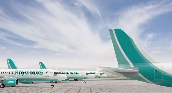 Flynas Local Market Share Rises To 15 9 Airline Logo Jeddah Manchester