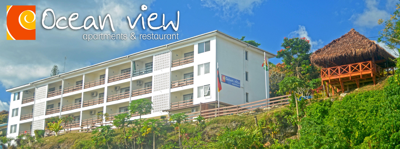 Ocean View Hotel Apartments Port Vila Vanuatu Ocean View Hotel Ocean View