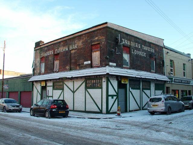 Traders Tavern, Kent Street, Glasgow  - Picture: namestain | Take
