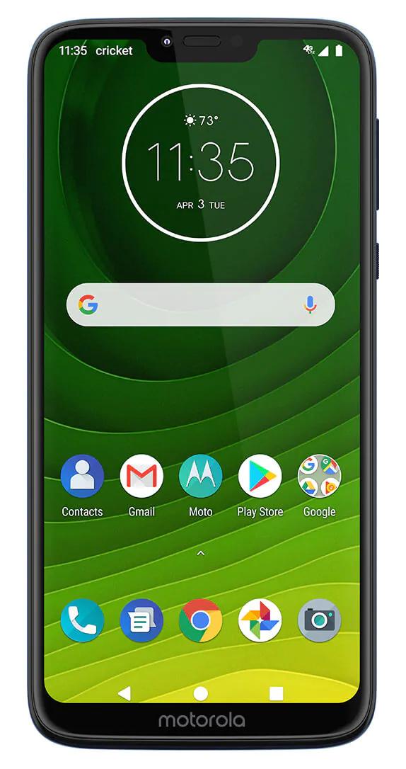 Motorola Moto G7 Supra Price Specs Deals Cricket Wireless Cricket Wireless Phone Cell Phones For Seniors