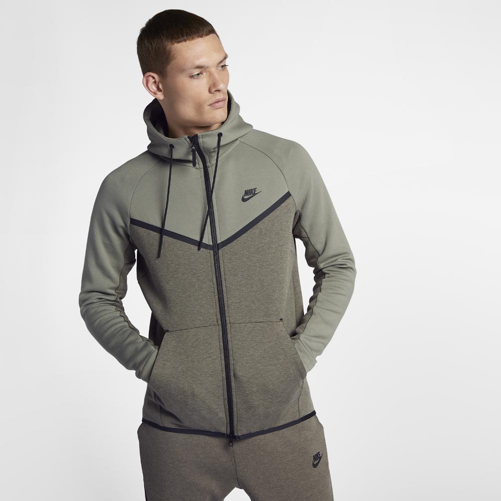 Nike Sportswear Tech Fleece Windrunner Men's Full Zip Hoodie