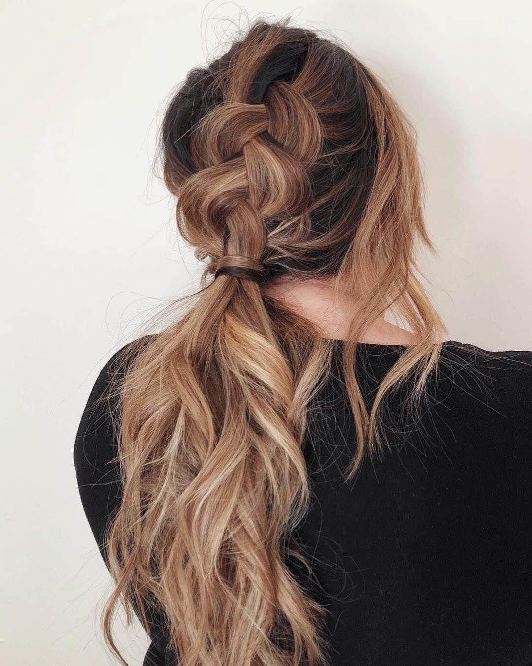 16+ Superb Women Hairstyles Prom Ideas   Hair styles ...