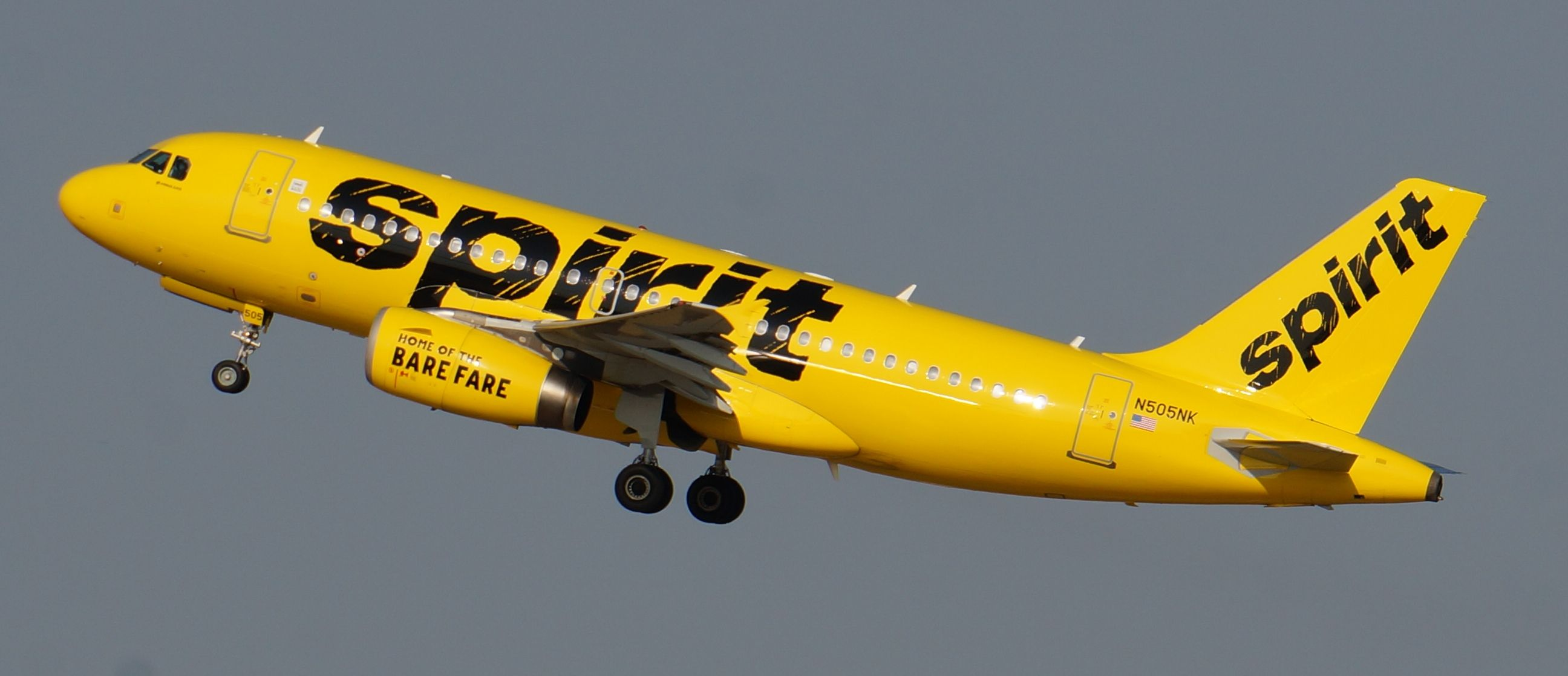 Get best offers on Spirit Airlines flight booking at