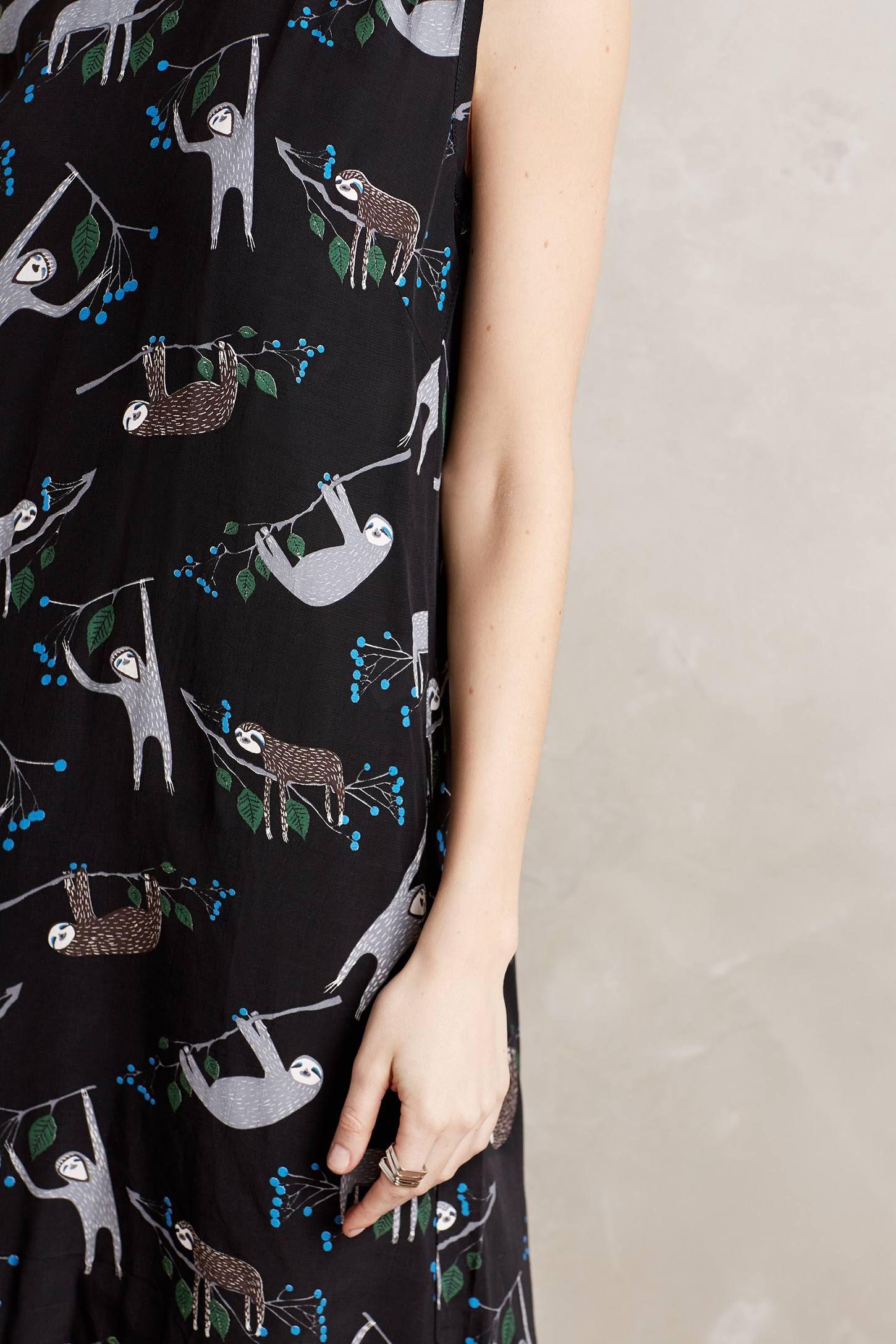 Sloth Swing Dress