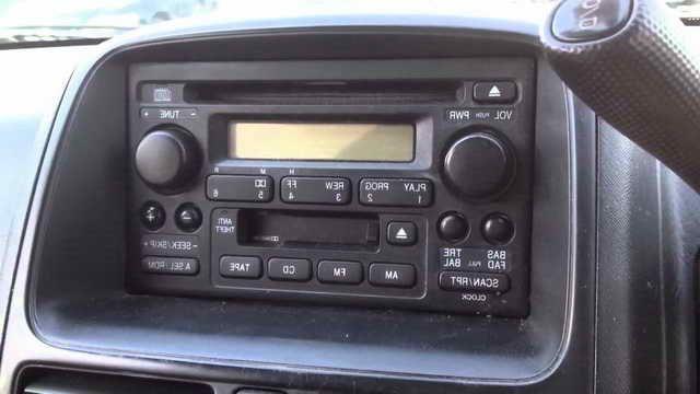 2001 Honda Accord Radio Code >> 2001 Honda Accord Radio Codes Honda Accord Radio Code