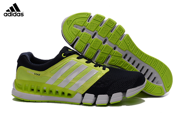 size 40 e98c1 d5c56 Mens Adidas Climacool Revolution Running Shoes LimeDark Blue,Adidas-Outdoor  Shoes Sale