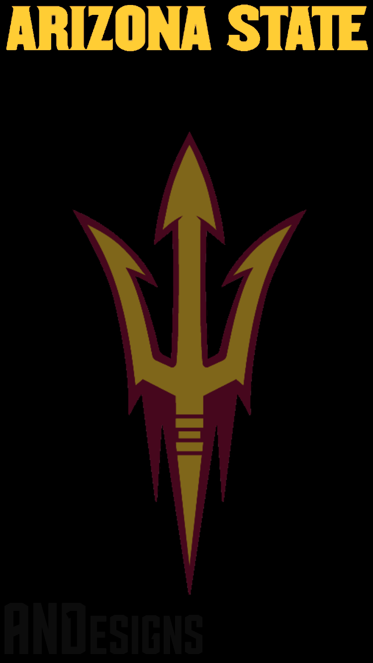 Pin By Dela Callahan On Ncaa Iphone 6 6s Wallpapers Arizona State University Arizona State Football Is Life