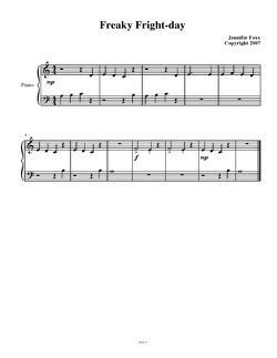 Lots of halloween songs. Beginner but varying difficulty, and free ...