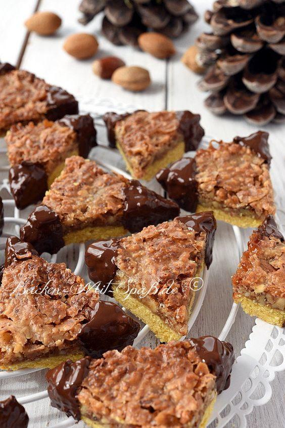 Nut corners gluten free – recipe