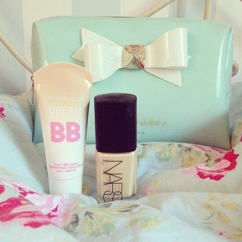 ted baker mint blue makeup bag