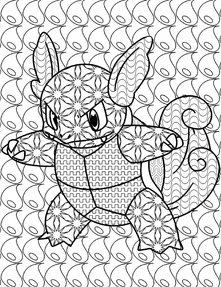 Coloring Pages Of Pokemon Coloring Pages Mandala Pokemon Print For Free Over 80 Images Pokemon Coloring Pages Pokemon Coloring Mandala Coloring Pages