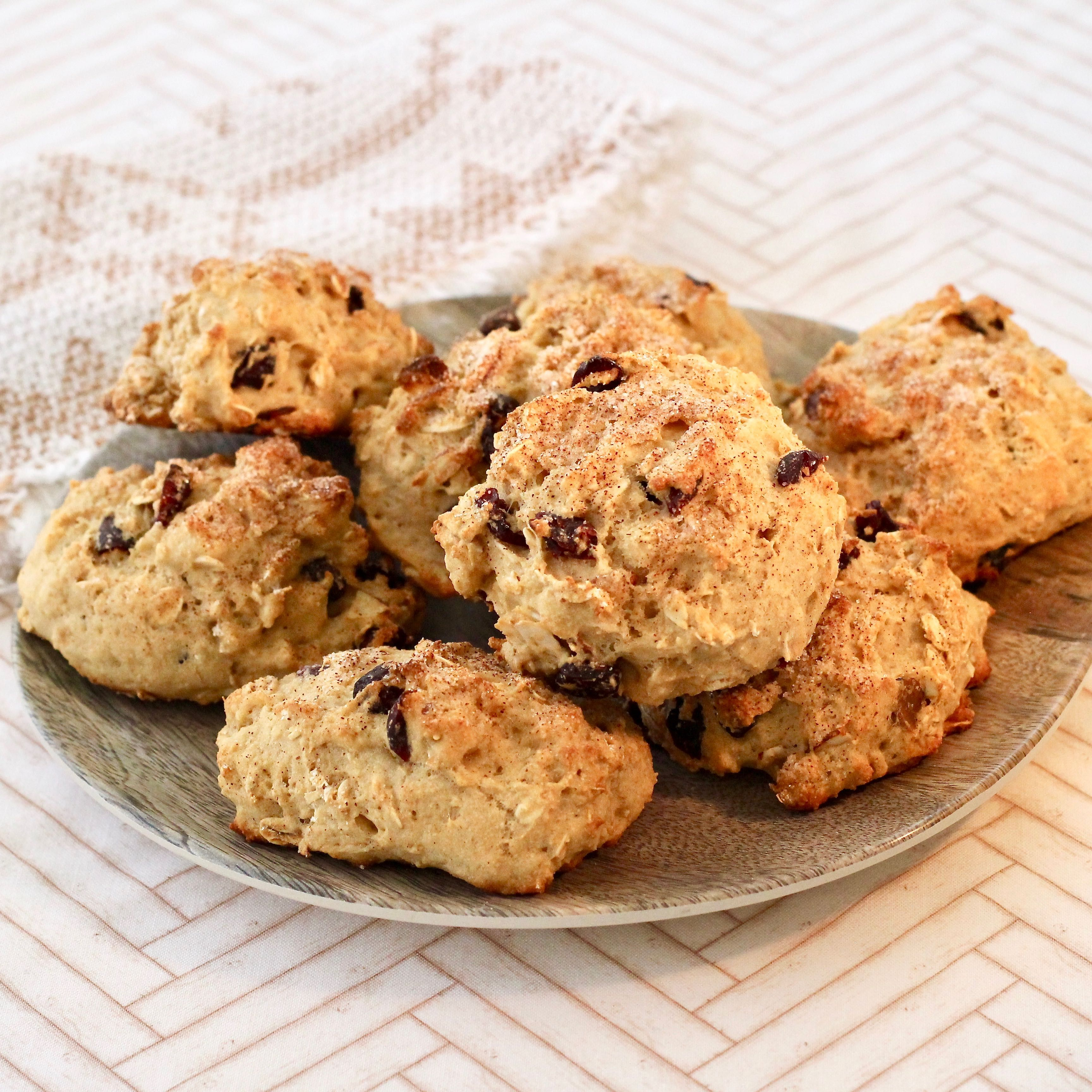Buttermilk Drop Scones Recipe Drop Scones Breakfast Treats Yummy Breakfast