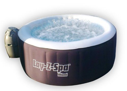 Bestway Lay Z Spa Palm Springs Inflatable Hot Tub Inflatable Hot Tubs Portable Hot Tub Bestway