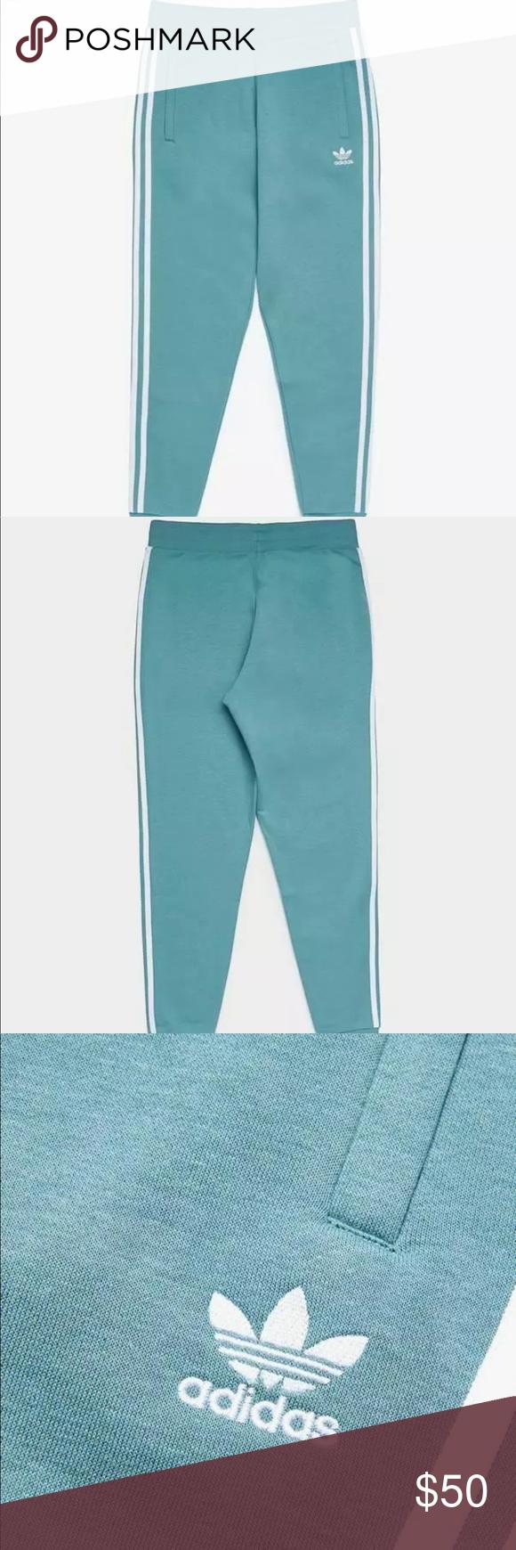New! Mens Adidas Originals 3 Stripes Pant DV1552] Mens