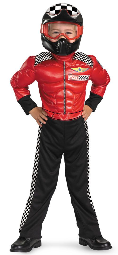 Race Car Driver Costume Racer Costume Toddler Costumes Boy Costumes