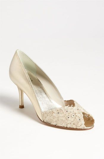 Stuart Weitzman Chantelle Pump Nordstrom Lace Bridal Shoes Beautiful Wedding Shoes Bridal Shoes