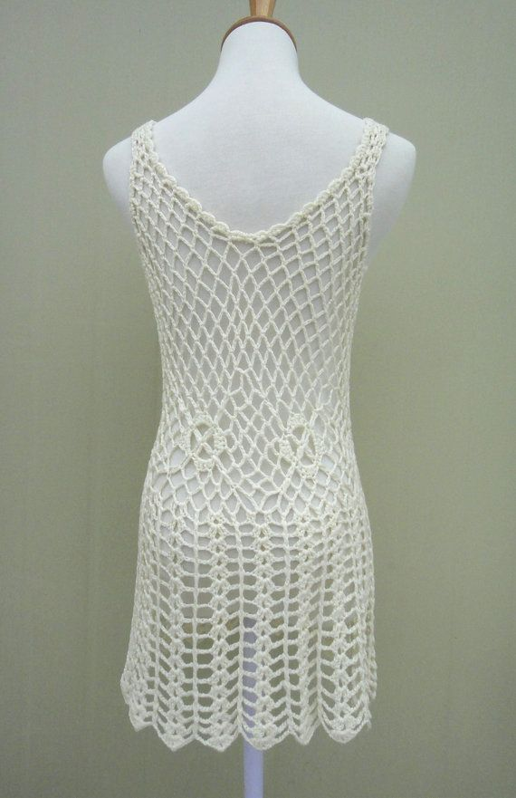 Dress etsy crochet