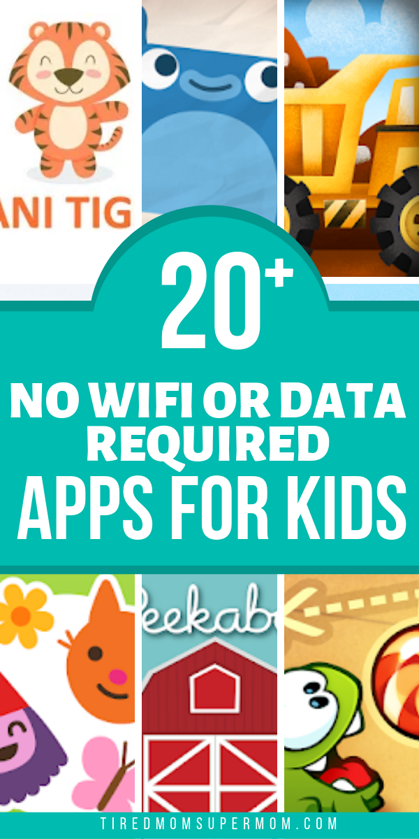 20 Apps That Don't Require Wifi For Kids Best toddler