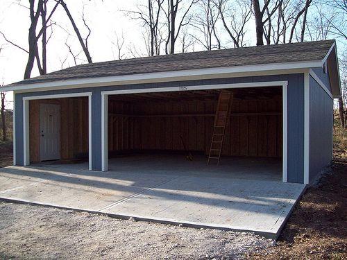 24x30 Premier Pro Ranch Garage Garage Door Styles Garage Door Design Garage