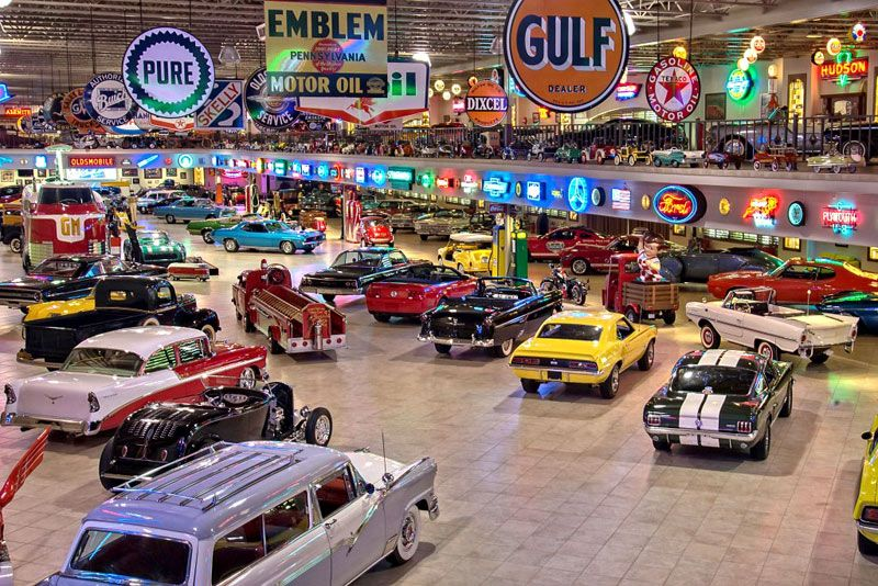 The Ron Pratte Muscle Car Collection Going On Sale At Barrett