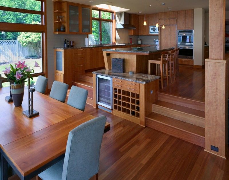 Icon of Kitchen and Dining Room Best Solution for Achieving Space