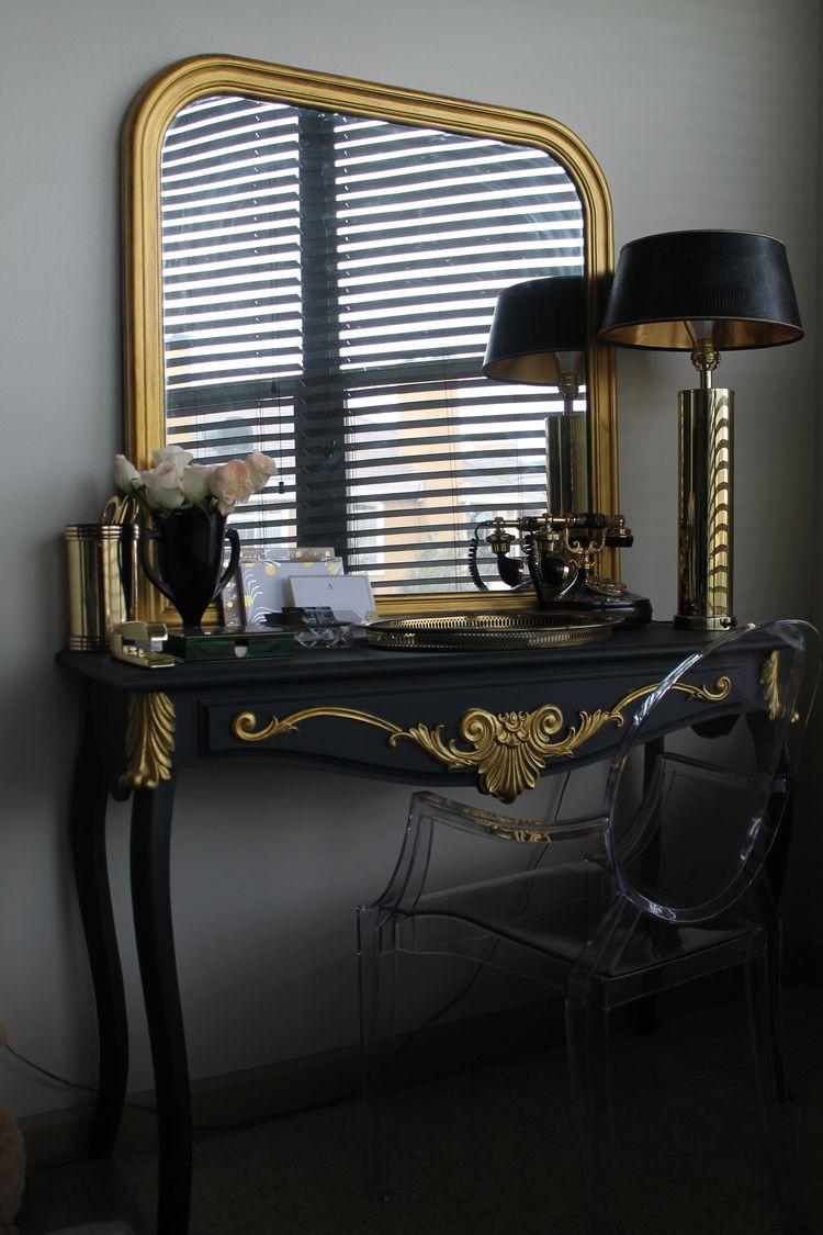 Dorf badezimmer design how to go for gold like a pro diy edition u the decorista  deco