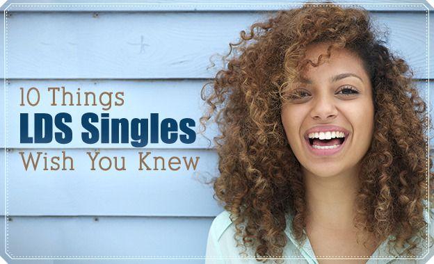 Singles saints lds