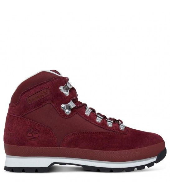 TIMBERLAND EURO HIKER F/L RED