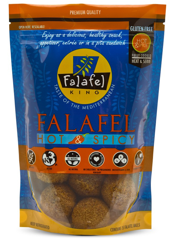 Falafel Balls Hot and Spicy Hot spicy, Snack recipes